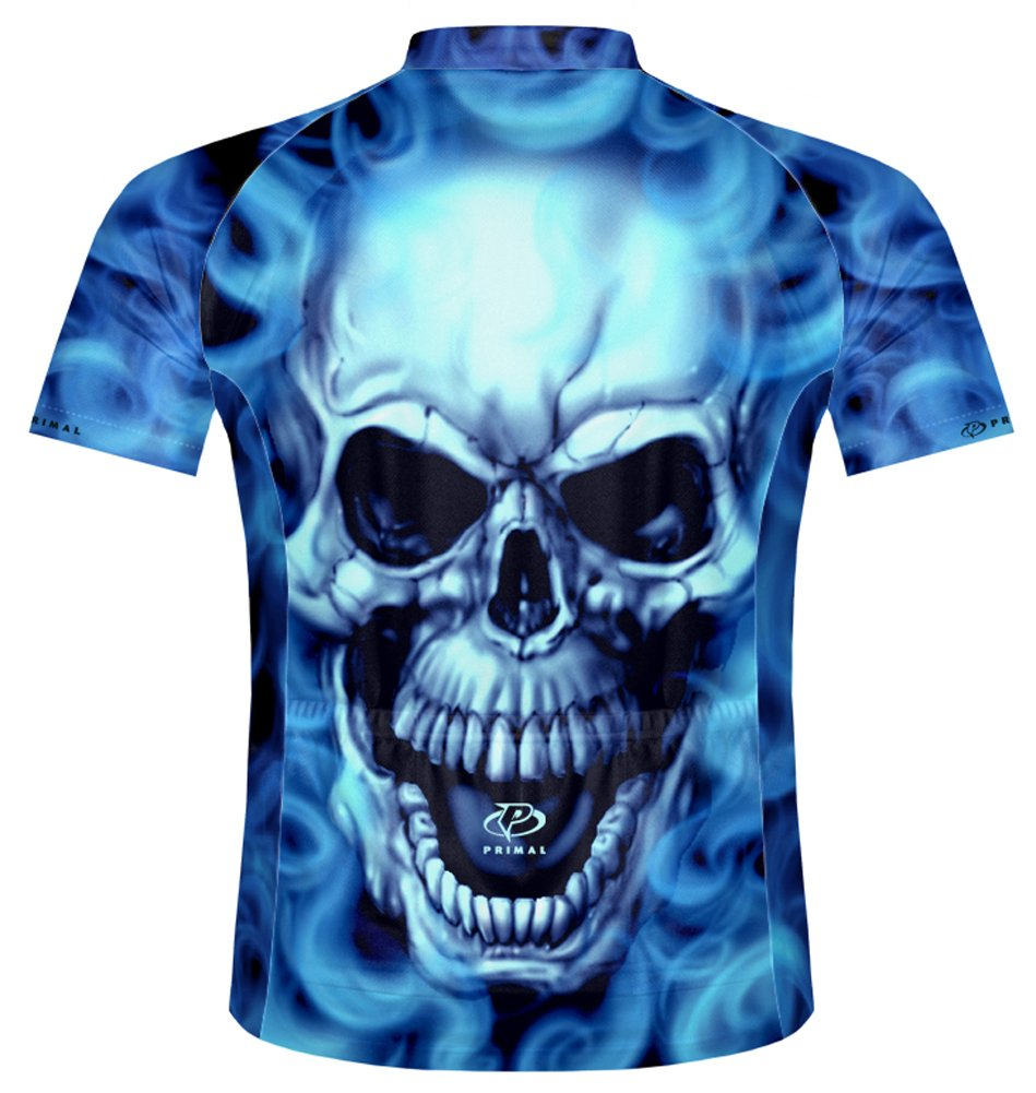 315211022 Amazon.com   Primal Wear Bone Collector Skeleton Cycling Jersey ...
