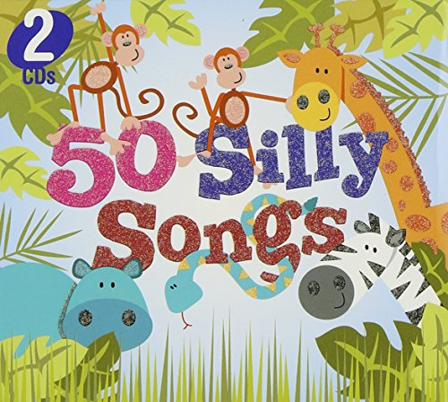 Sings Silly Songs Cd - 50 Silly Songs