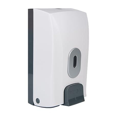 Wall Mounted Soap Dispenser   1 Litre Capacity Bulk Fill   Lockable   Takes  Soap Sanitiser