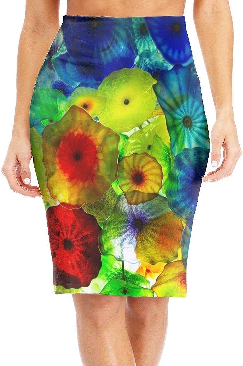 YongColer Pencil Midi Skirts for Women Girls Ladies Maxi Skirt Midi Skirt Office Dress