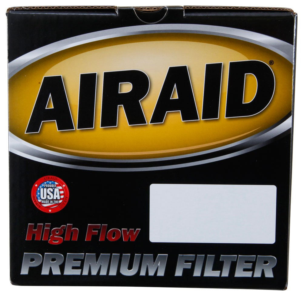 Top 117 mm 102 mm Airaid 700-456 Universal Clamp-On Air Filter: Round Tapered; 4 in Height; 6 in 178 mm 152 mm Base; 4.625 in Flange ID; 7 in