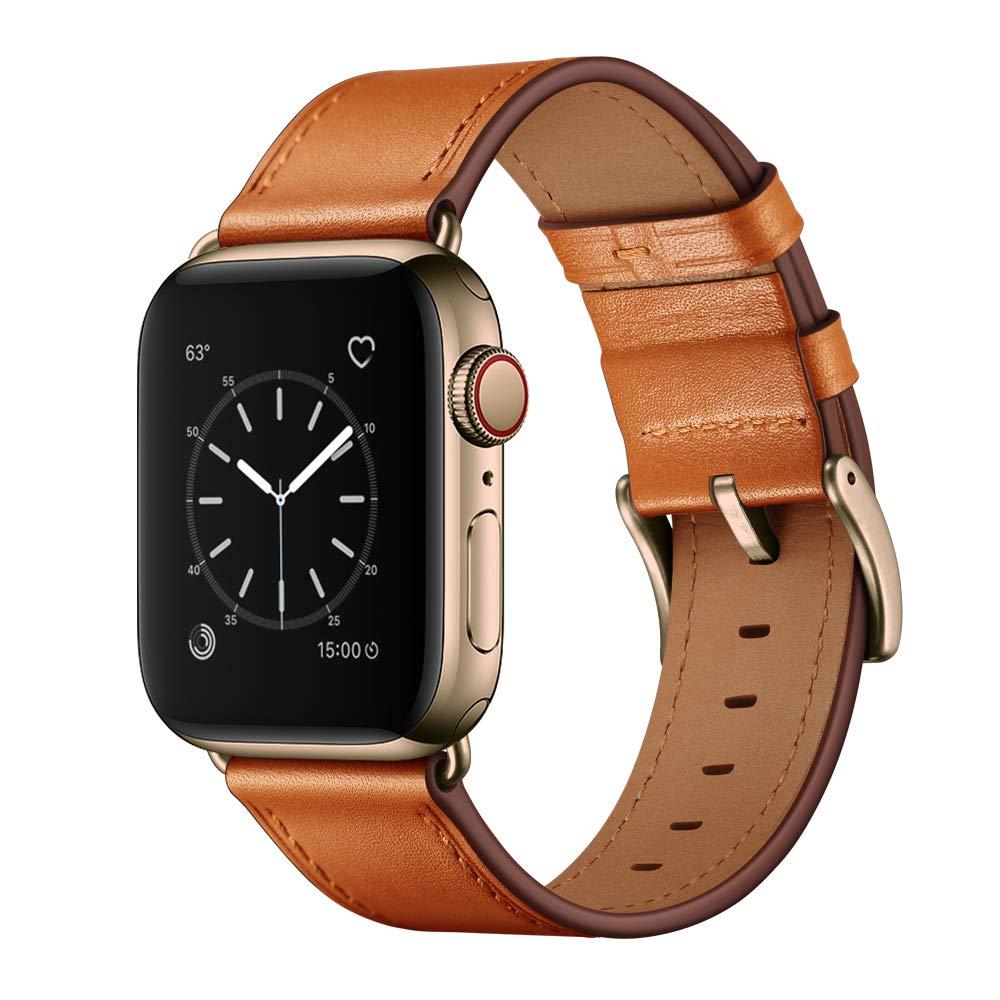 Malla Cuero para Apple Watch (42/44mm) OUHENG [7RKLJNZD]