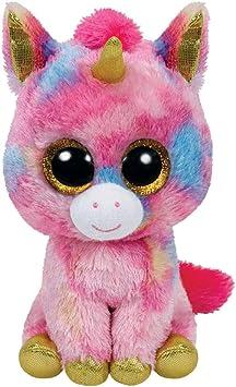 Alaska Stuffed Animals, Amazon Com Ty Beanie Boos Fantasia Multicolor Unicorn Reg Toys Games