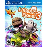 Little Big Planet 3 - PlayStation 4 Standard Edition