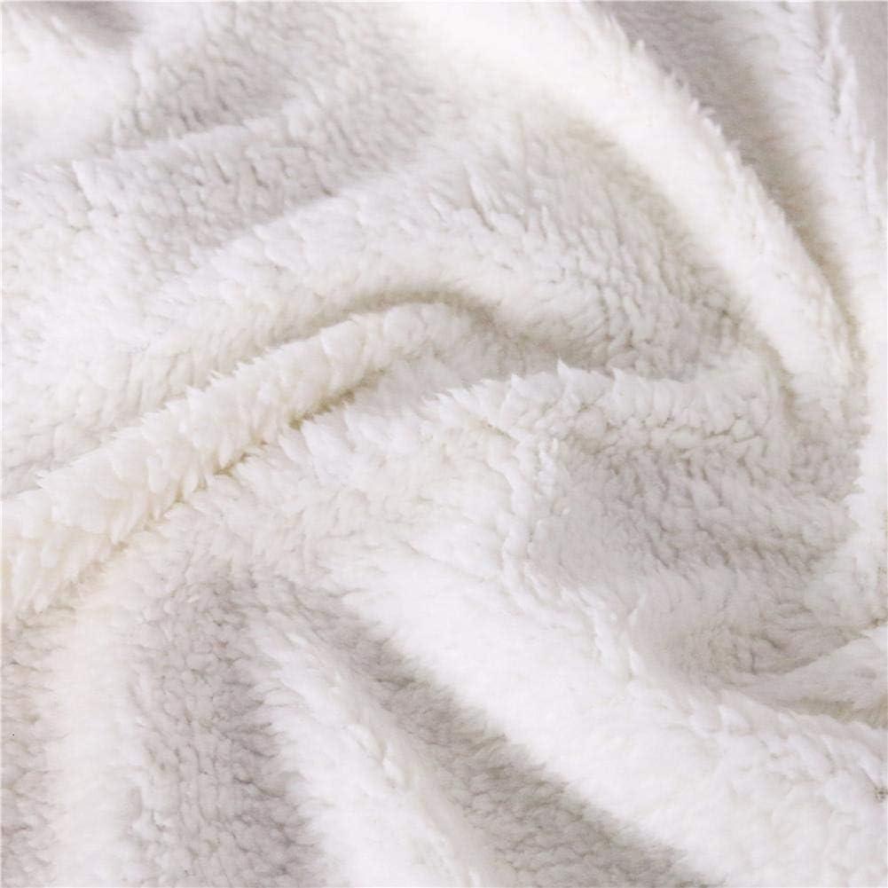 3 Taille Disponible Dire-wolves Couverture De Lit en Flanelle Couverture Confortable Et Moelleuse Couverture G/éom/étrique en Peluche Fleur De Vie Chaude Et Moelleuse /À Imprim/é Color/é