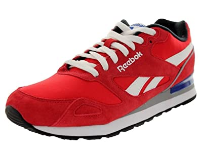 4c729f1c6 Image Unavailable. Image not available for. Colour: Reebok Classics Royal  Mission Flag trainers retro ...
