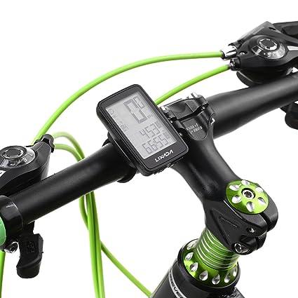 lixada usb rechargeable wireless bike cycling computer with cadenceimage unavailable lixada usb rechargeable wireless bike cycling computer