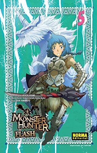 Descargar Libro Monster Hunter Flash! 5 Shin Yamamoto Keiichi Hikami