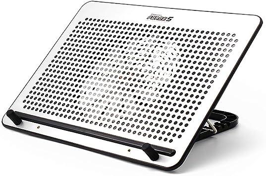 DZSF Laptop Cooler Fan USB Laptop Cooler Cooling Pad Base Notebook ...