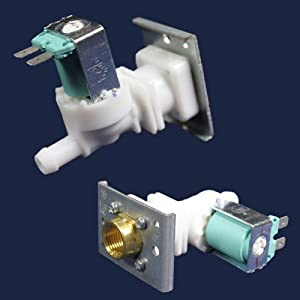 Samsung DD62-00067A Dishwasher Water Inlet Valve Genuine Original Equipment Manufacturer (OEM) Part