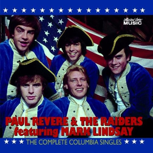Complete Columbia Singles (Paul Revere And The Raiders Mark Lindsay)