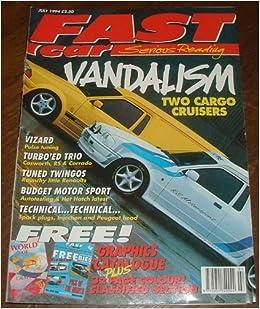 Fast Car Magazine July 1994 Rs Cosworth Corrado Westfield Amazon Co