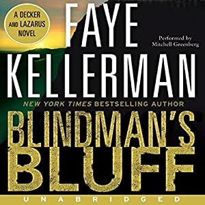 Blindman's Bluff Audiobook