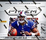 NFL 2013 Panini Prizm Football Jumbo Box