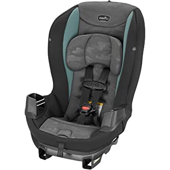 Evenflo Sonus Convertible Car Seat Deerfield