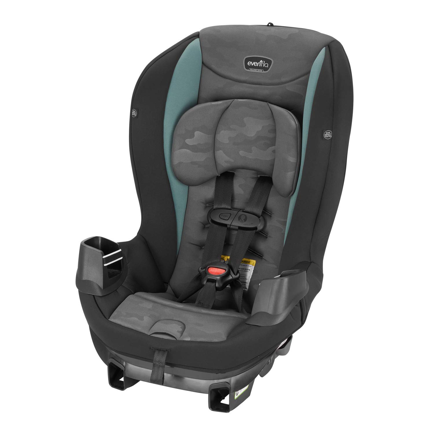 Evenflo Sonus Convertible Car Seat, Charcoal Sky 34712060