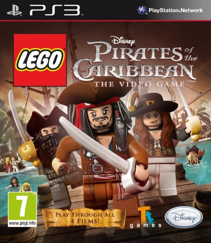 Lego Pirates Of The Caribbean Ps3 Amazoncouk Pc Video Games
