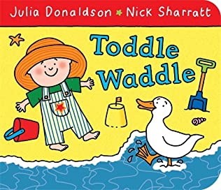 book cover of Toddle Waddle