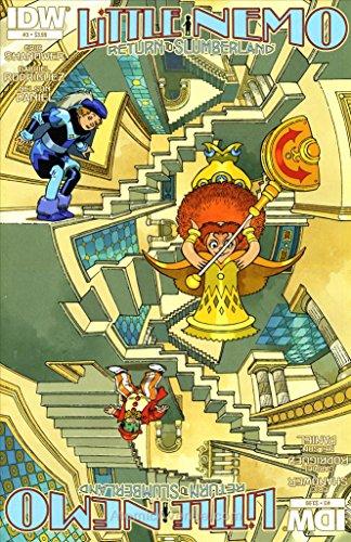 little-nemo-return-to-slumberland-3-vf-idw-comic-book