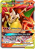Charizard & Braixen Tag Team GX - 22/236 - Ultra Rare - Cosmic Eclipse