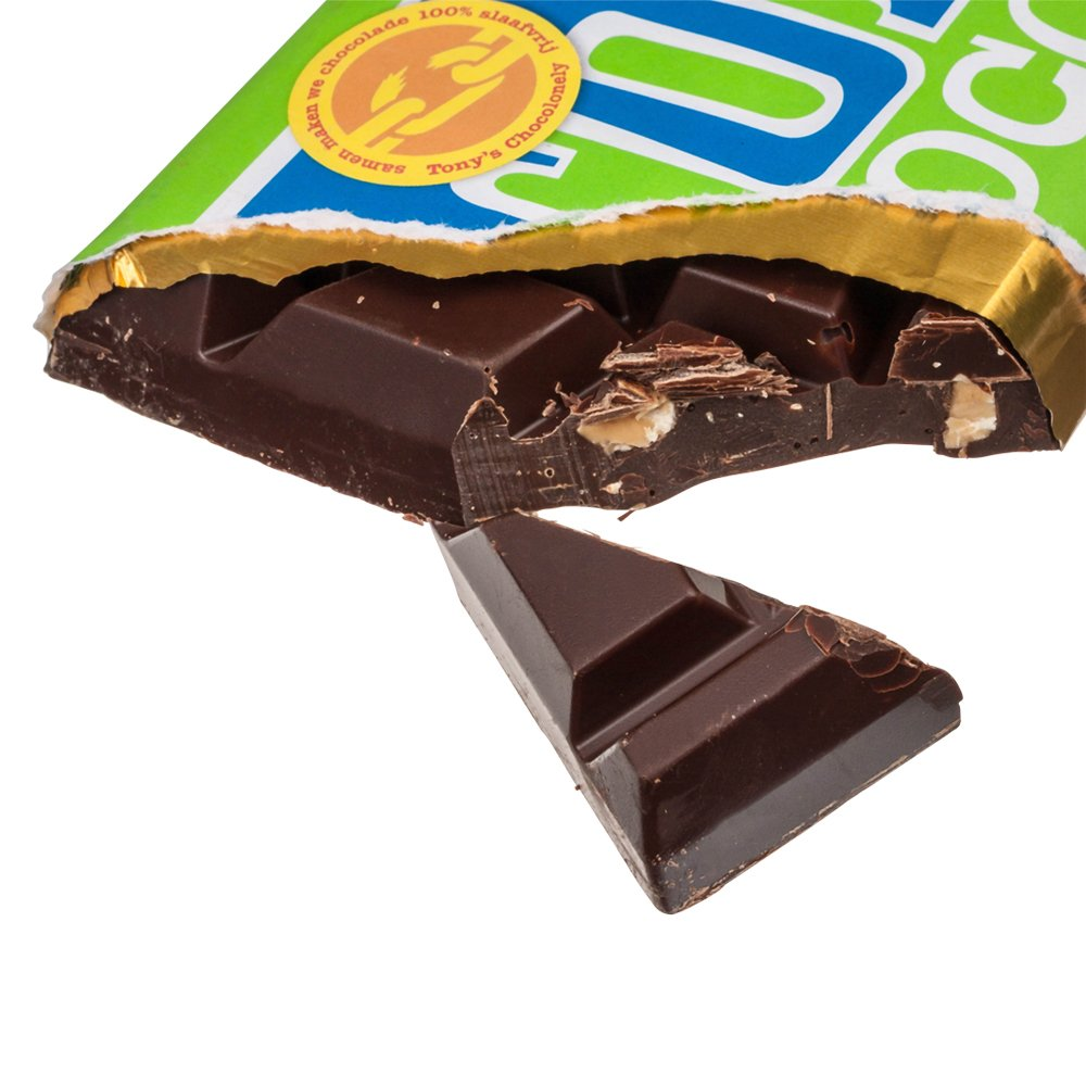 Fairtrade Chocolate Blanco | Tonys Chocolonely | Blanco 28 ...