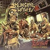 Municipal Waste - The Fatal Feast [Japan CD] COCB-60055