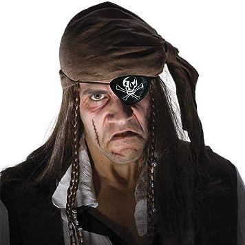 Rubies - Set de maquillaje para Pirata, accesorio disfraz (Rubies ...