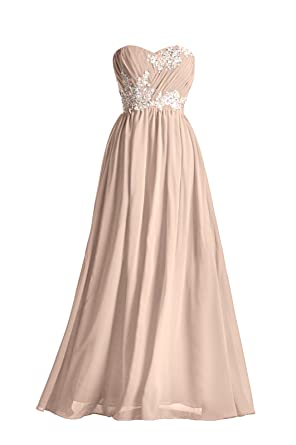 Bridesmaid Dress Long Special Occasion Gown Formal Dresses For Women