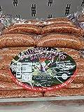 #5: Kountry Boys Smoked Pork and Venison Sausage 40 Oz (2 Pack)