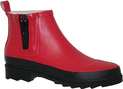 9ab9d08b Sanita Fiona Welly Women's Short Shaft Rubber Boots: Amazon.co.uk ...