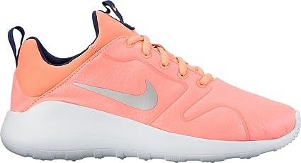 huge selection of f319c 9b1a1 Nike Damen WMNS Kaishi 2.0 SE Laufschuhe Pink (Lava Glow RosaMetallsches  Silber-