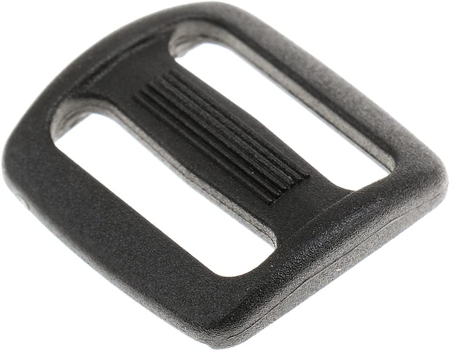 Sharplace Boucle de Sangle en Plastique Buckle Sangle Sac /À Dos 25mm Pi/èce de Rechange