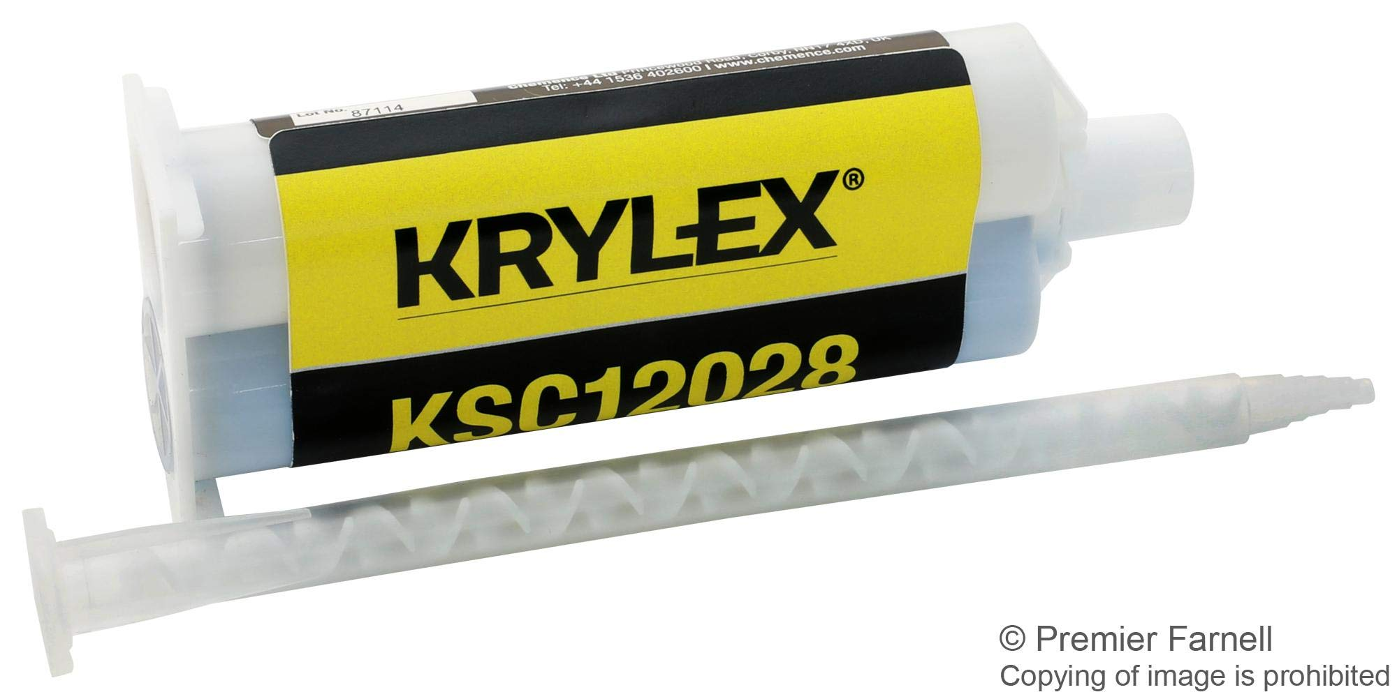 KBX9024, 50G - INSTANT ADHESIVE, CYANOACRYLATE, 50G (Pack of 2) (KBX9024, 50G)
