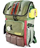 X-COSTUME Bounty Hunter & Alliance Suit Up Laptop Backpack Gift for Movie Fan