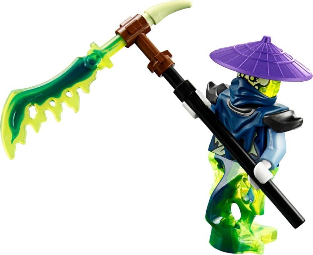 LEGO Ninjago: Minifigur Scythe Master Ghoultar (Ghost Warrior)