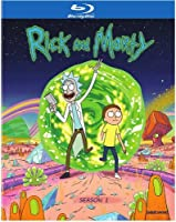 Rick & Morty: Season 1 [Blu-ray] from WarnerBrothers