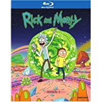 Rick and Morty: S1+Pilot [Blu-ray]