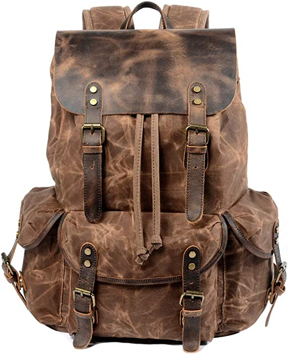 Top 7 Jack Georges Leather Laptop Backpack