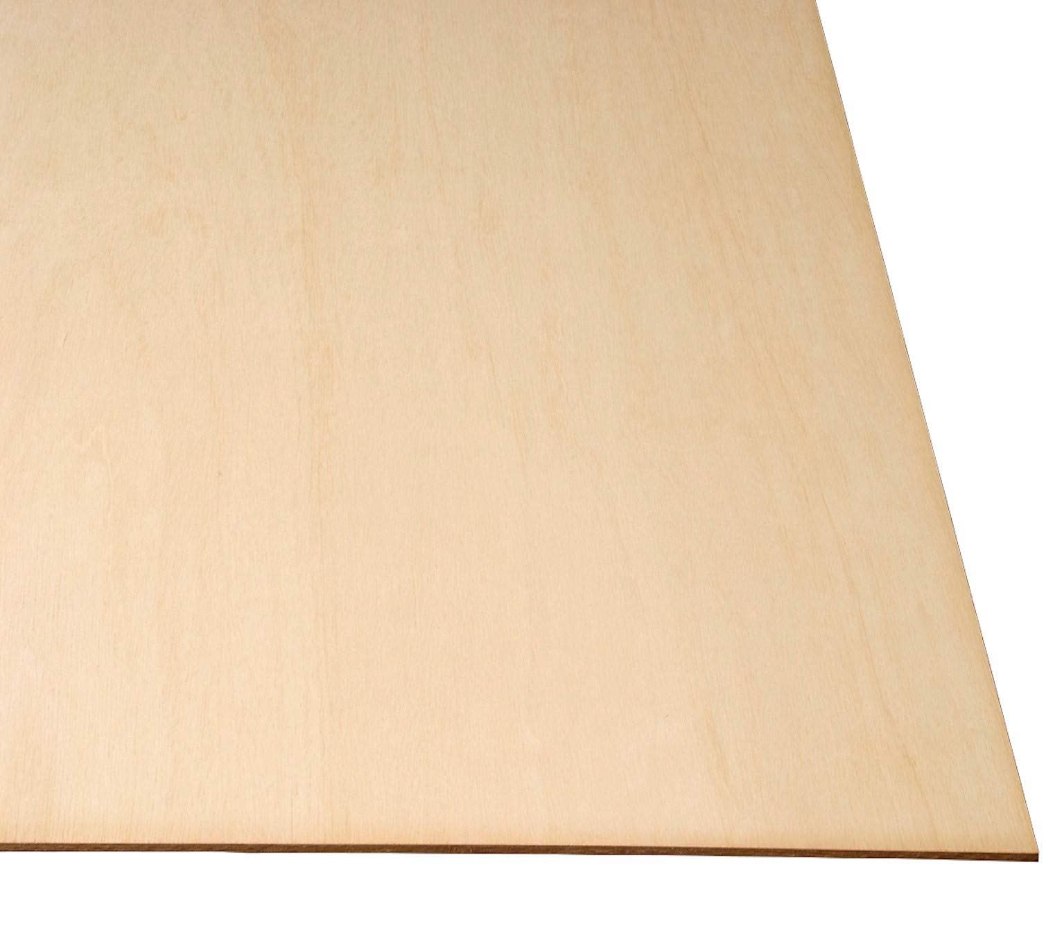 Single Piece of Baltic Birch Plywood, 18mm - 3/4'' x 24'' x 30'' by WOODNSHOP by WOODNSHOP