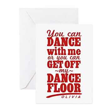 Amazon Cafepress Scandal Olivia Dance With Me Greeting Cards