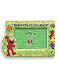 Sesame Street Elmo Godparent Frame BOBEBE Online Baby Store From New York to Miami and Los Angeles
