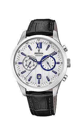 d8b19a8f6e4 Festina Horloge F16996-2: Amazon.fr: Montres