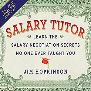 Salary Tutor Hörbuch