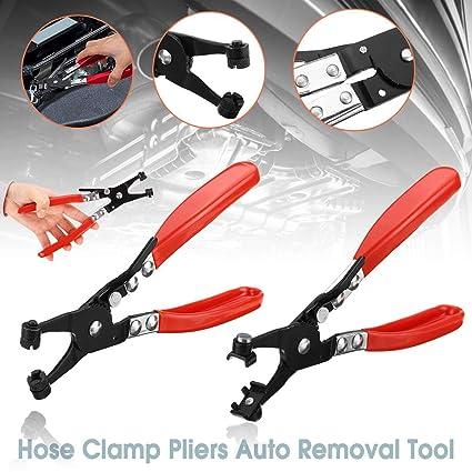 KeoKasu - Car Water Hose Flat-Band Ring Hose Clamp Pliers ...