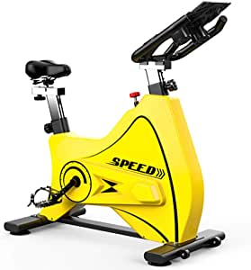 HARUONE Bicicleta Estatica Inteligente App Bicicleta Spinning ...