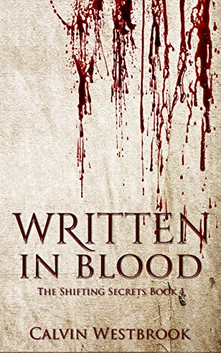 Written In Blood (The Shifting Secrets Book 1) (English Edition)