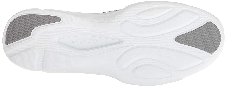 Skechers Skechers Skechers Herren Weiß Grau D'Lites - A Turnschuhe fa7844