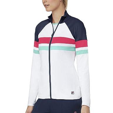Fila Womens Heritage Tennis Jacket