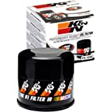K&N Premium Oil Filter: Designed to Protect your Engine: Fits Select INFINITI/MAZDA/NISSAN/SUBARU Vehicle Models (See…
