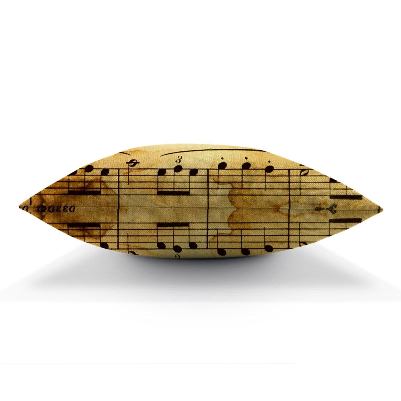 Amazon.com: HGOD Designs - Funda de cojín de madera, diseño ...